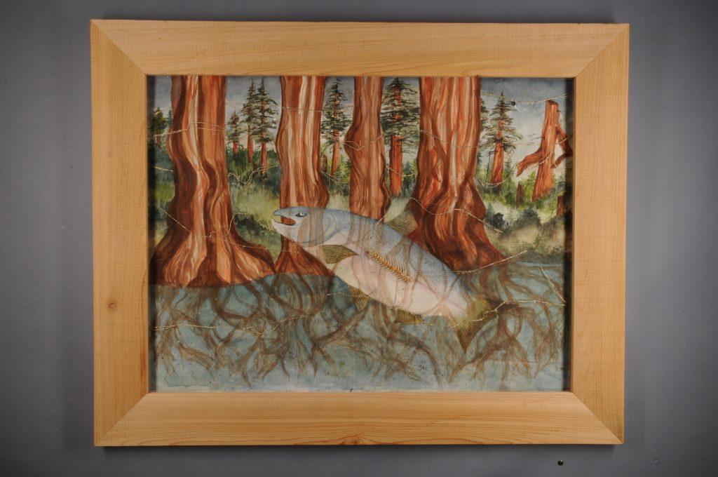 #176 Cedar Salmon Journey